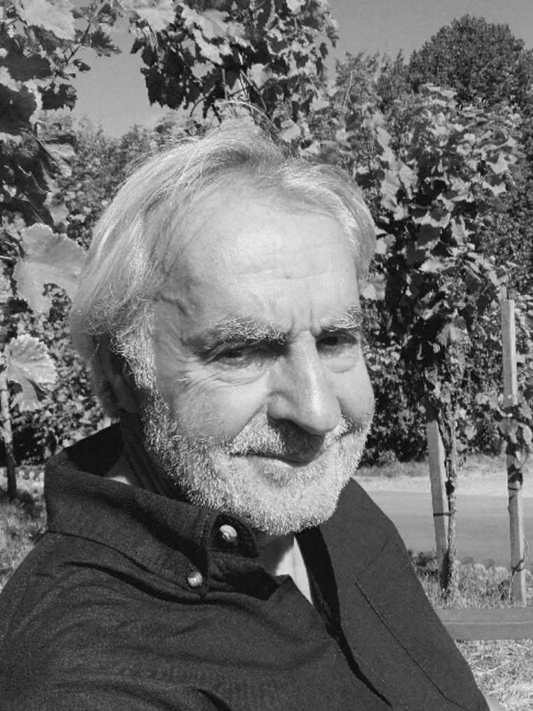 Roel van Duijn is oud-wethouder in Amsterdam, namens de Politieke Partij Radikalen (opgegaan in GroenLinks), en auteur van Een zoon voor de Führer. Beeld -