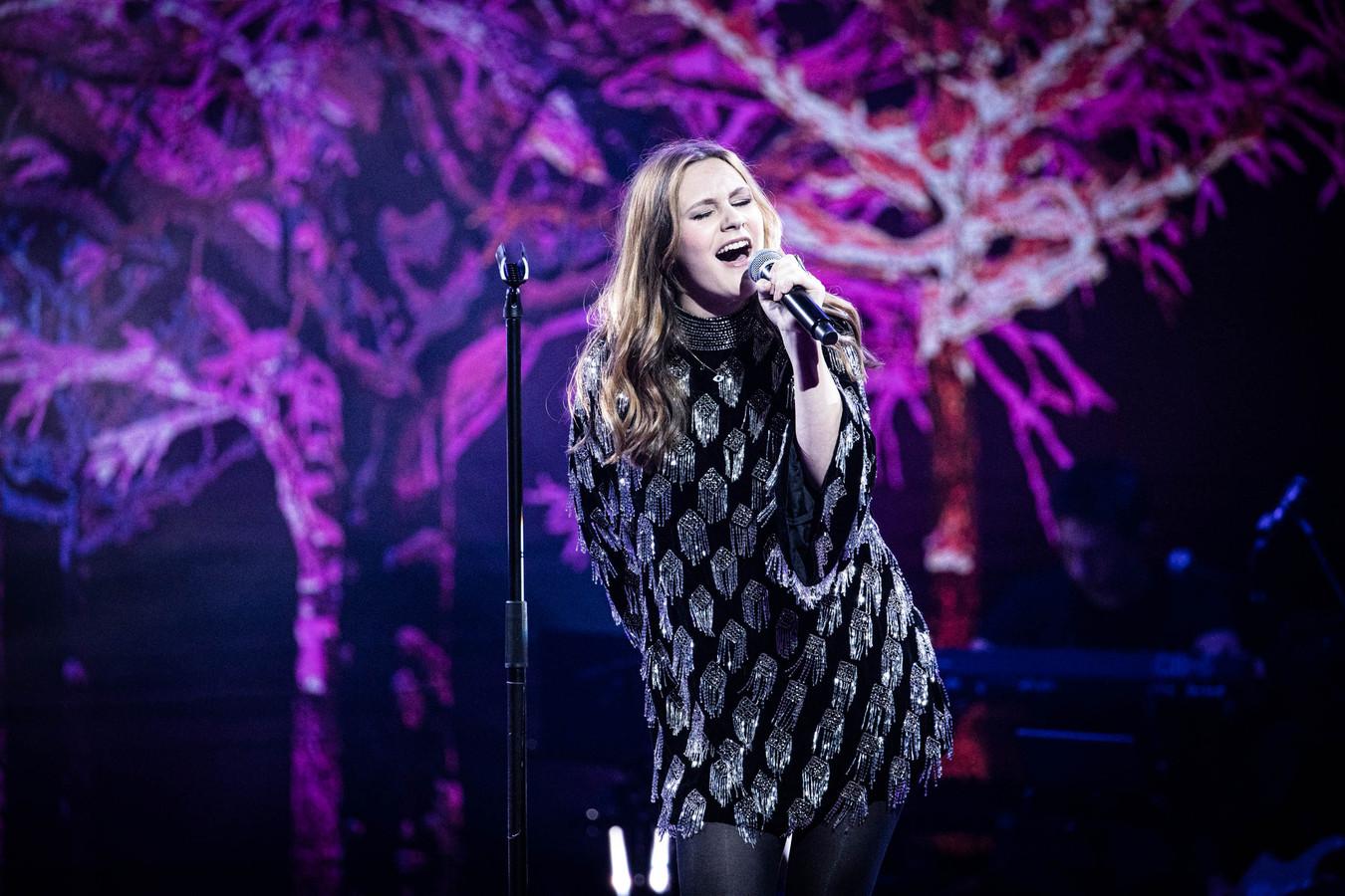 Zita Muylle uit Sint-Andries mag het podium op in The Voice Kids.