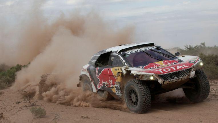 Sébastien Loeb. Beeld Photo News