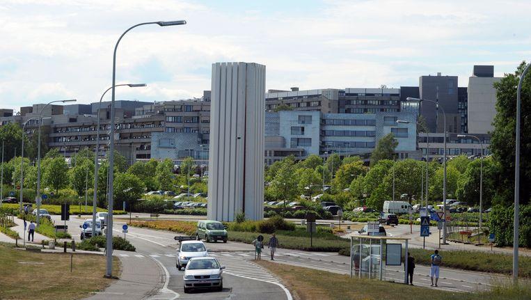 Het UZ Gasthuisberg. Beeld Vertommen