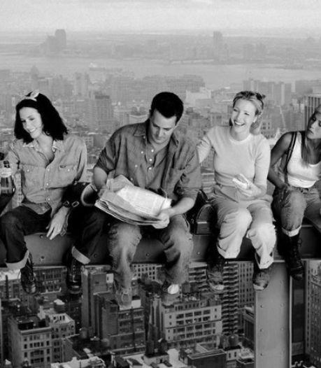 """Les acteurs de """"Friends"""" font une proposition géniale à leurs fans"""