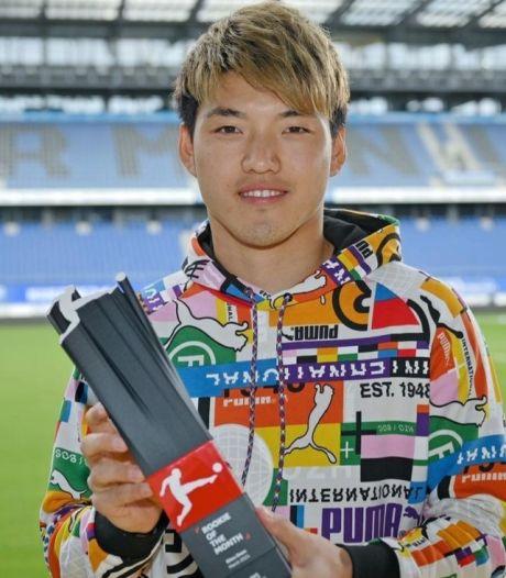 Ritsu Doan is het talent van de maand in de Bundesliga: interesse voor Japanner van PSV neemt toe