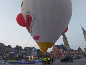 Duizenden Truienaren lopen langs luchtballonen en door gebouwen op Monumentenrun