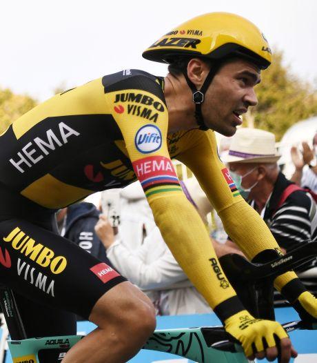 Jumbo-Visma rekent ook na tegenvaller op Dumoulin: 'Tom is geen andere renner geworden'