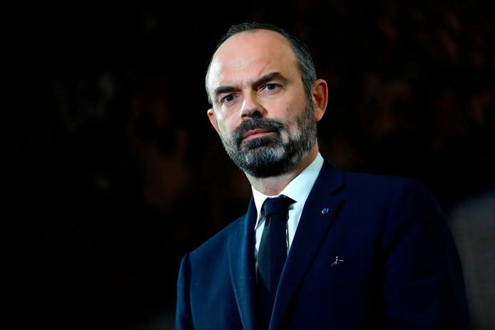 Le Premier ministre français Édouard Philippe