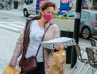 Etterbeek verplicht mondmasker opnieuw in handelswijken