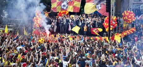 Druk overleg in Deventer om supporters van Go Ahead in toom te houden rond beladen duel van woensdag