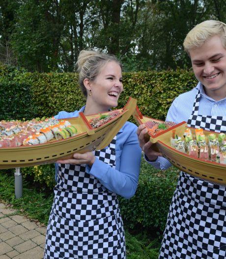 Sushi Lushi in Bruinisse: Sushi 'per boot' bij je thuisbezorgd