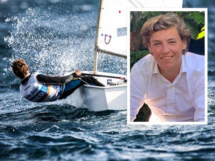 Maurits Vermeulen (2002-2020). 'Mau's ogen waren fel lichtblauw. Net als het water waarop hij zeilde.'