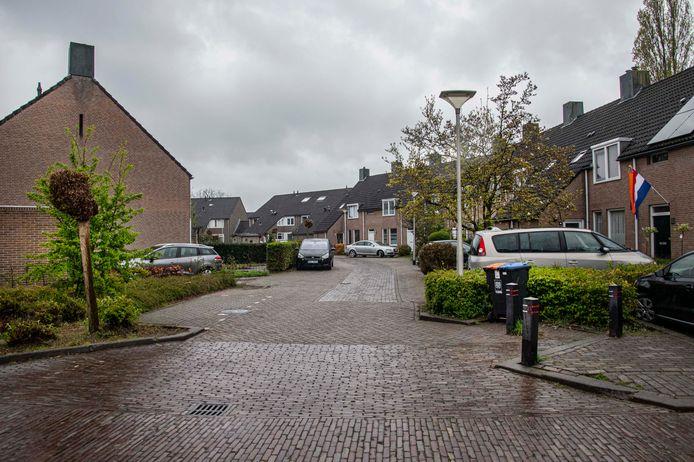 De Hammerbeek in de wijk De Blaak. TBV Wonen verhuurt hier een woning aan stichting Springplank013, tot bezorgdheid van omwonenden.