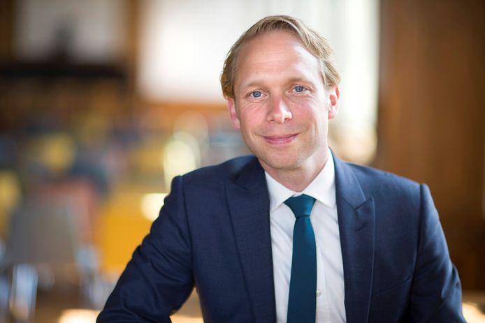 Burgemeester Gerdo van Grootheest van Culemborg.