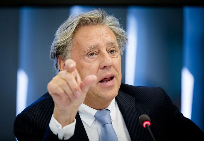 Ed Nijpels, voorzitter van het Klimaatberaad.