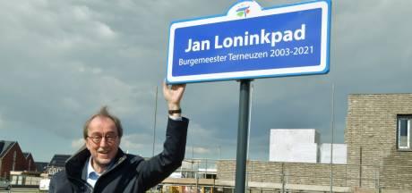 Terneuzen zwaait burgemeester Lonink groots uit