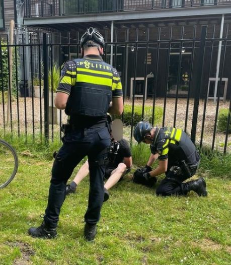 Politie betrapt fietsendief met in scène gezette koop via Marktplaats