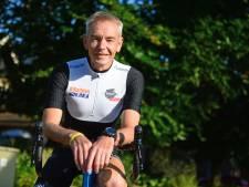 4 kilometer zwemmen, 180 fietsen en 42 lopen: Richard (52) gaat voor een hele triatlon rond Almelo