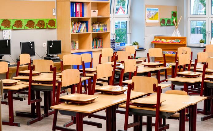 De scholen gaan weer dicht. ANP XTRA JERRY LAMPEN