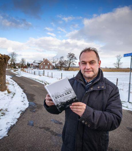 Boek over dorp Beulake, door de golven verzwolgen: 'Dit bracht wel spanning in het verhaal'
