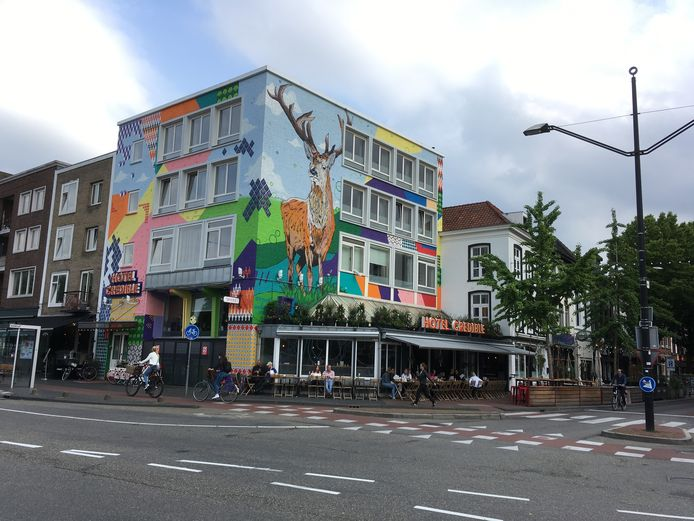 Hotel Credible in Nijmegen.