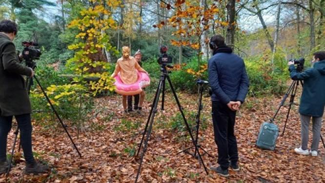 De Vroente en Anna's Steen maken unieke virtuele theaterwandeling langs Vlinderpad in Withoefse Heide
