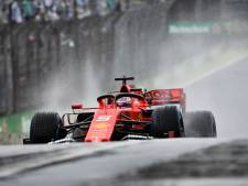 LIVE | Vettel het snelst, Max nog altijd zonder tijd