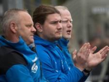 Ivo Tammens (23) van SDOL gewoon verslaafd geraakt aan het trainersvak
