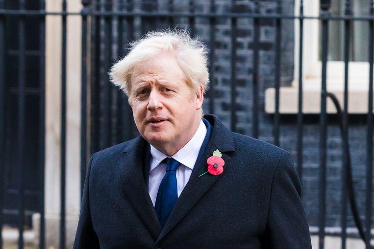 Premier Boris Johnson.  Beeld EPA