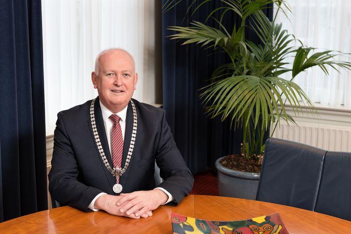 Burgemeester Hilko Mak