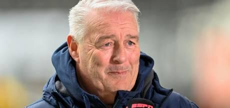 Trainer Hans de Koning vertrekt bij VVV: 'Ik heb zo mijn eigen ambities'