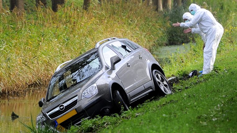 Peter R. werd in Diemen beschoten toen hij in zijn auto zat Beeld anp