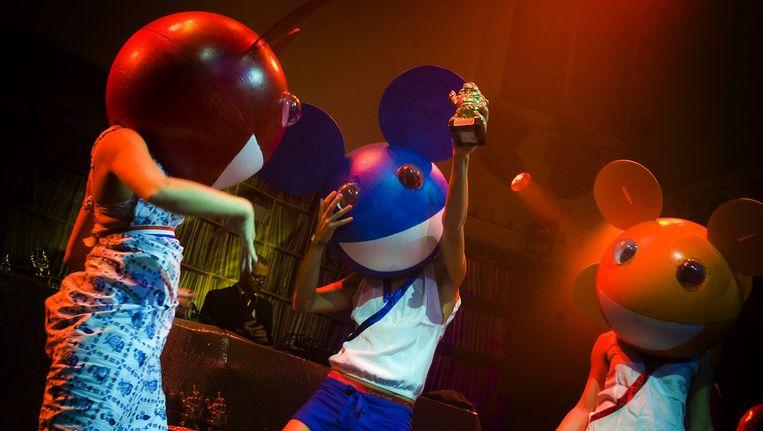 Archieffoto van de vijftiende editie van het Amsterdam Dance Event in Paradiso. Beeld anp