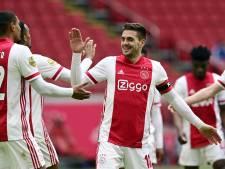 Ajax laat zich niet verrassen door taai FC Groningen