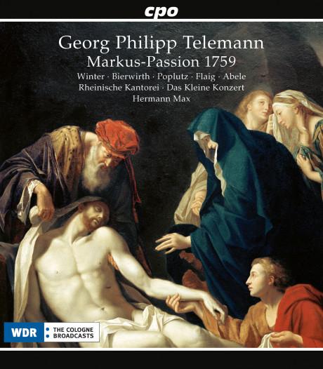 Telemanns 'Markus-Passion' is dé verrassing van dit passieseizoen