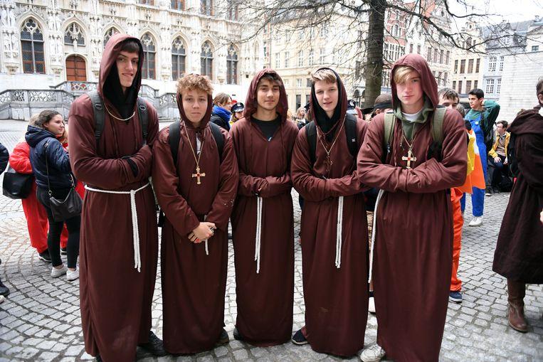 Chrysostomos in Leuven.