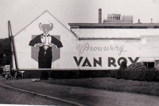 Brouwerij Van Roy actief van 1866 tot 1997.