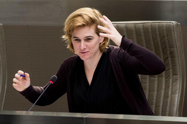 Elke Van Den Brandt (Groen). Beeld BELGA
