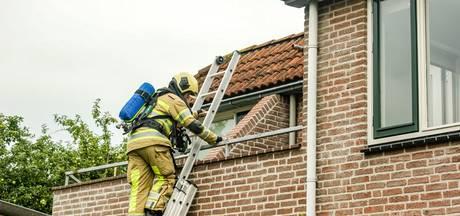 Verwarde Renswoudenaar probeert eigen huis in brand te steken