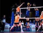 Volleybalsters laten setpunten onbenut en verliezen van China in Nations League