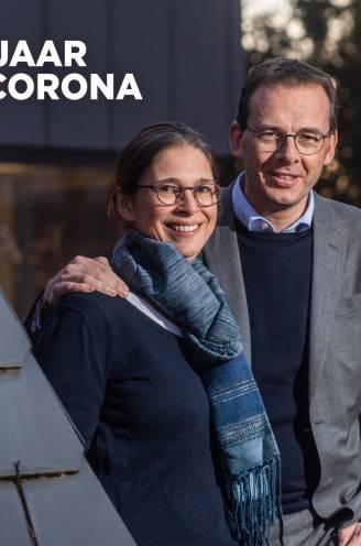 """INTERVIEW. Leen Desmyter (49), echtgenote van Vlaams minister Wouter Beke: """"Of ik tranen heb gelaten? Ja, uiteraard"""""""
