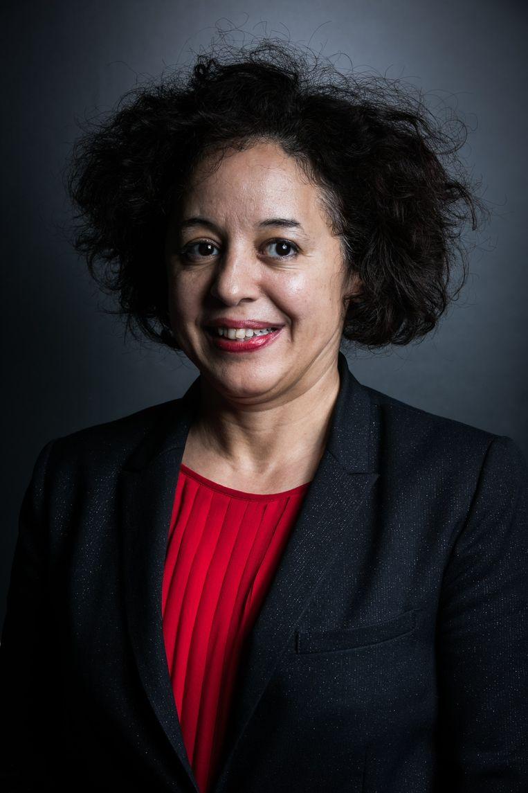 Yamila Idrissi. Beeld Bas Bogaerts