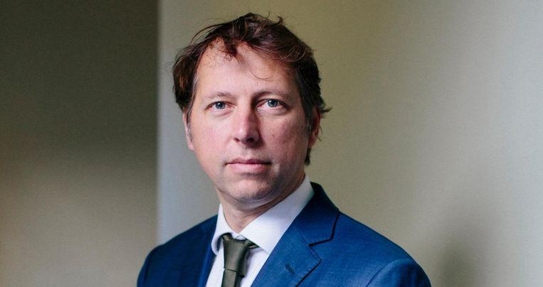 Jeroen Recourt Beeld ANP
