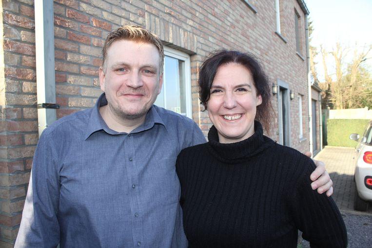 Michel Bogaerts en Véronique Seghers.