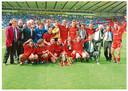 Dundee United veroverde in 1994 de Schotse beker, met Guido van de Kamp als doelman.