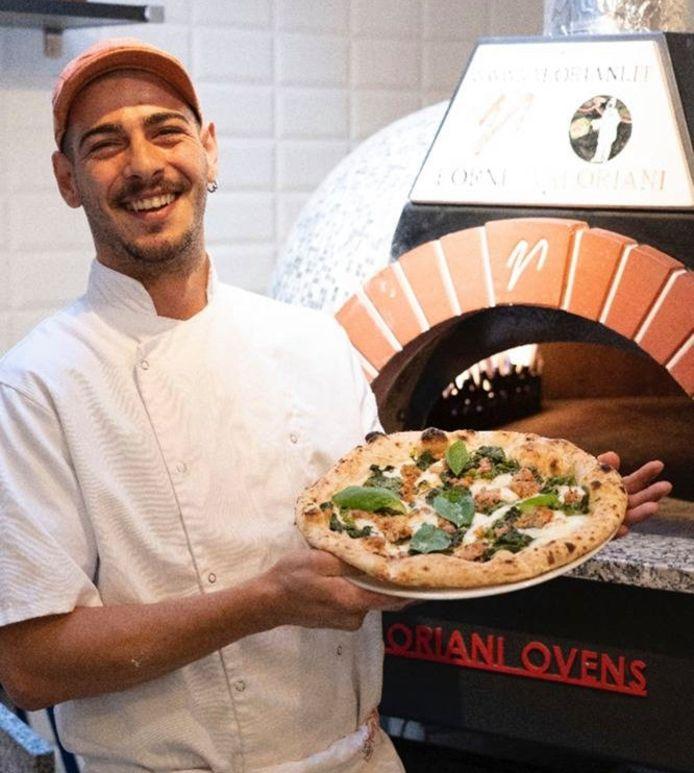 La Piola Pizza heeft een mooie achtste plek.