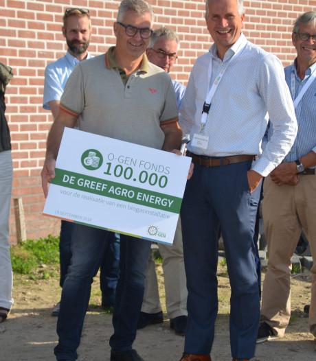 Mest Gelderse Vallei in grote biogasinstallatie verwerkt