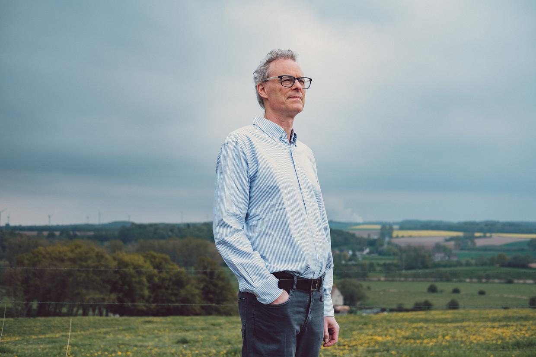 Olivier Luminet: 'Het zou goed zijn mochten er psychologen in de expertengroepen zitten, want het wordt vanaf nu alleen maar ingewikkelder.'  Beeld Wouter Van Vooren
