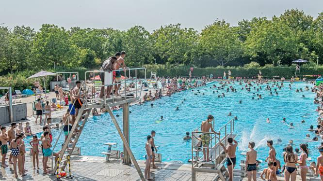 """Izegems openluchtzwembad klaar voor nieuw seizoen: """"Voorlopig enkel baantjeszwemmers"""""""