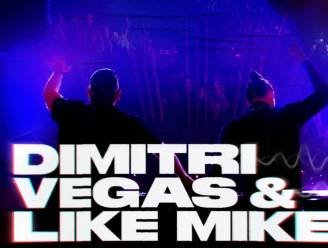 Eric Goens volgt Dimitri Vegas & Like Mike achter de schermen voor Streamz