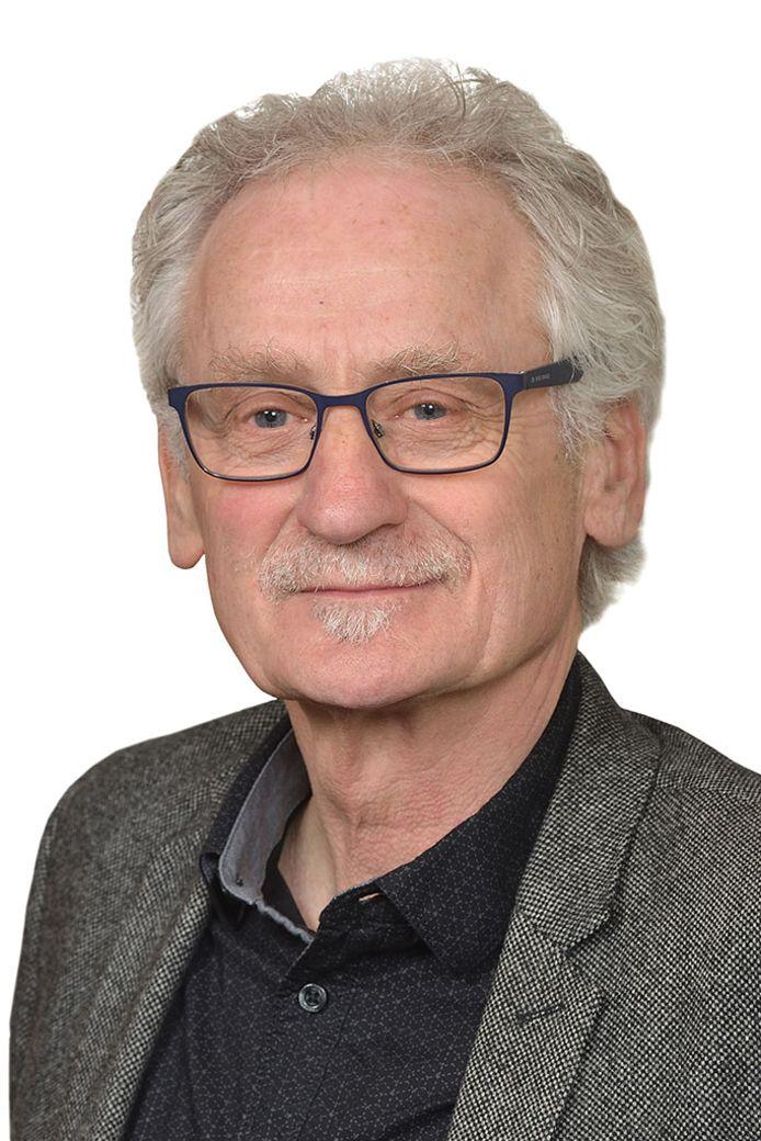 Jacques Pijnappels, fractievoorzitter van  Progressief Landerd