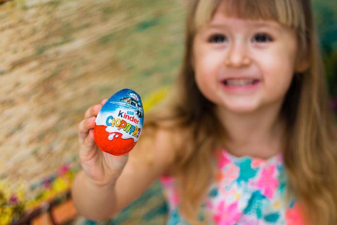 Kinder is in Nederland vooral bekend van de surprise-eieren. De fabrikant, Ferrero, heeft samen met Unilever een Kinder-ijsje ontwikkeld. Voorlopig is het ijsje alleen verkrijgbaar in Duitsland.