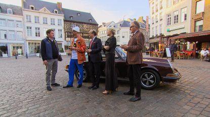 Aalternaar biedt exclusieve Porsche uit 1971 aan in 'Stukken van Mensen'